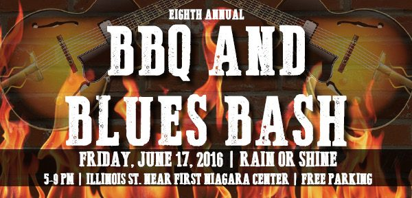 2016 BBQ Blues Bash